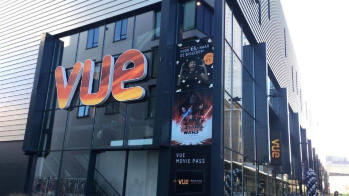 VUE to broadcast Eurovision song finals