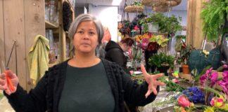 Flower shop - business owner