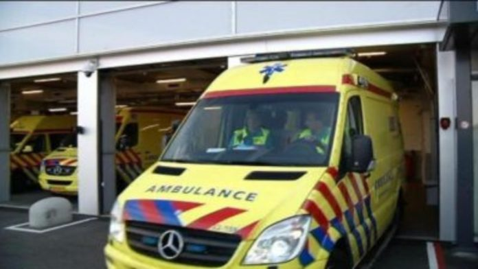 Ambulance, accident