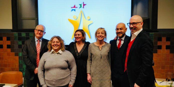 ITECA- Italian ambassador- Gender Champions Network