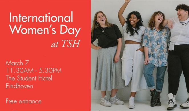 International Women's Day Eindhoven