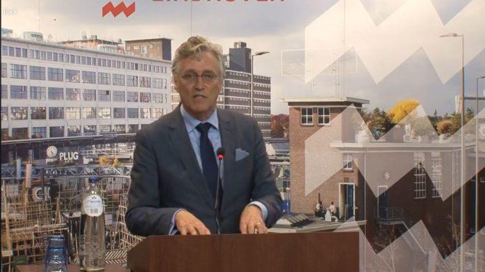 Jorritsma - press conference