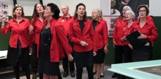 Musical tour through the Van Abbe Museum