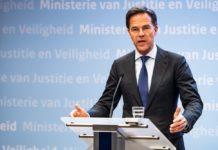 Press conference Netherlands - PM Rutte