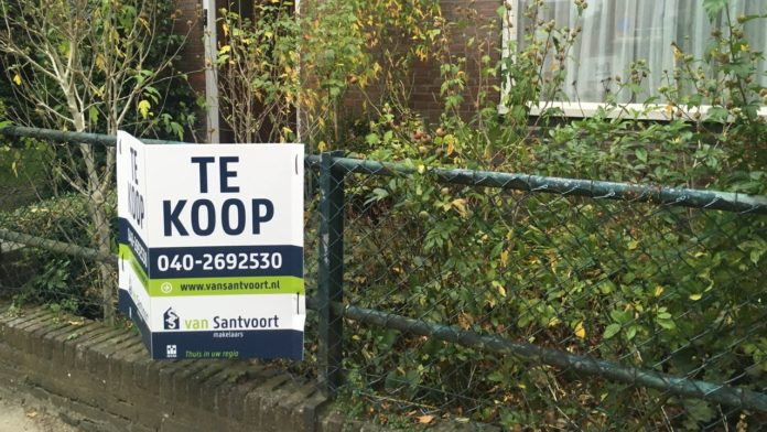 House sales Eindhoven