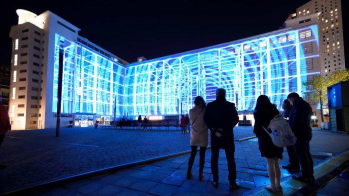 glow festival, light festival, eindhoven