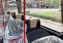 Croronaproof buses