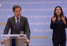 Corona - Press conference 19 May 2020 - PM Rutte