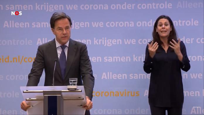 Corona - Press conference 19 May 2020 - PM Rutte