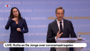 Corona Press Conference De Jonge - May 6