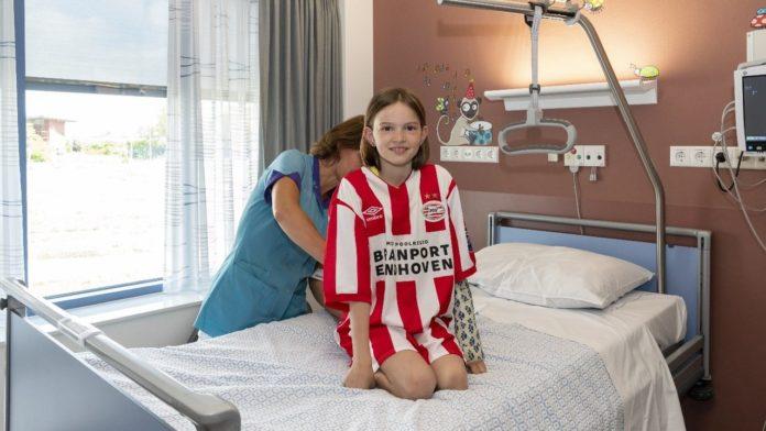 PSV, hospital, donation
