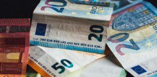 cash, fined, euros