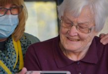 Elderly home receive funds to tackle loneliness