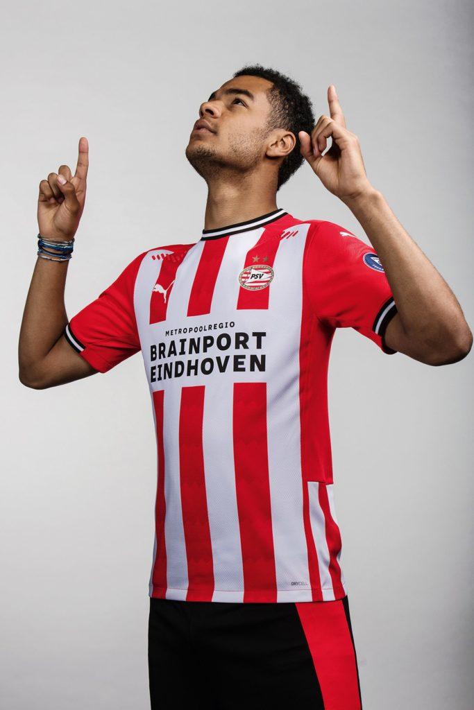 Gakpo in Brainport Eindhoven PSV T-shirt