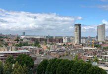 skyline Eindhoven