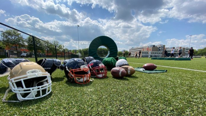 Eindhoven to get American Football women's team