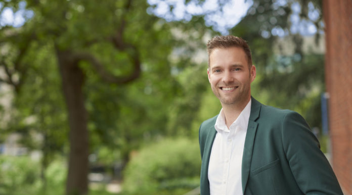 Rik Thijs, Vice Mayor, Eindhoven