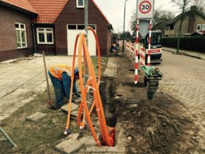 Eindhoven first city with fibre optics for all