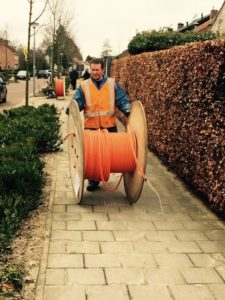 Eindhoven first great city with fibre optics for all