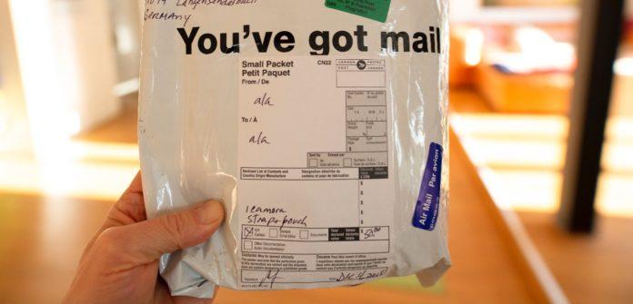 drugs, post, package
