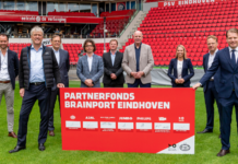 Brainport Eindhoven Partner Fund, HTC, ASML, PSV, VDL