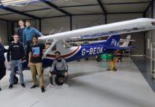 flying, student, technology, sustainability