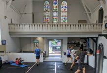 Functional Strength Training, Kickboxing, Mobility Recovery
