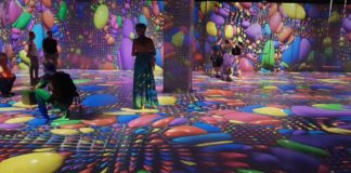 Motion Experience in Eindhoven
