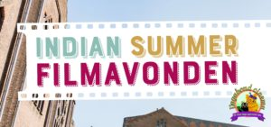 Indian Summer Cinema Night at DOMUSDELA
