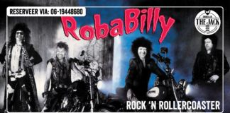 DJ Robabilly's Rock 'n Rollercoaster at Café The Jack