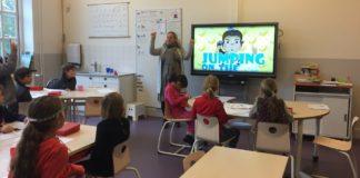 English lessons at Salto School