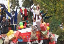 No Sinterklaas parade this year