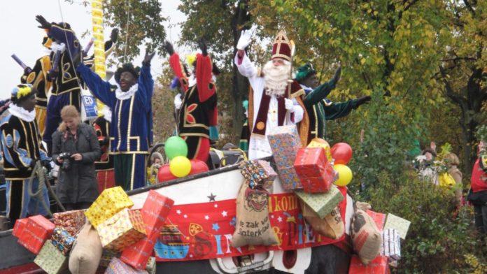 No Sinterklaas parade this year