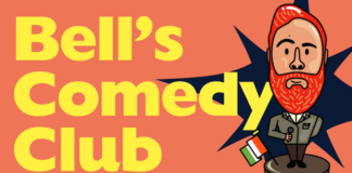 Bell's Comedy Club in the Effenaar