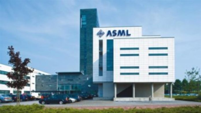 ASML most reputed company