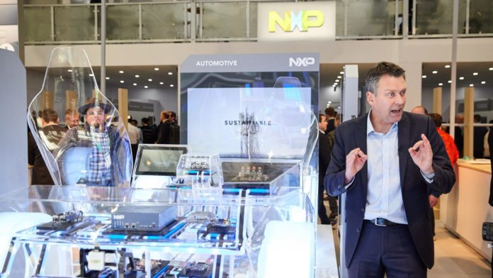 NXP posts good figures