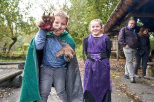 Historic Halloween at the preHistoric Village