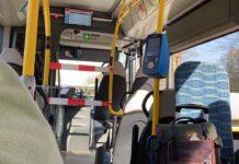 Hermes bus drivers afraid