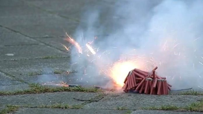 Firework nuisance increased in the region