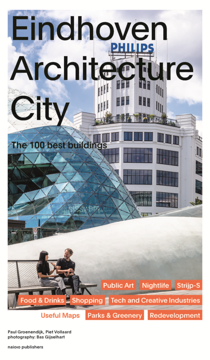 Eindhoven Architecture City guidebook