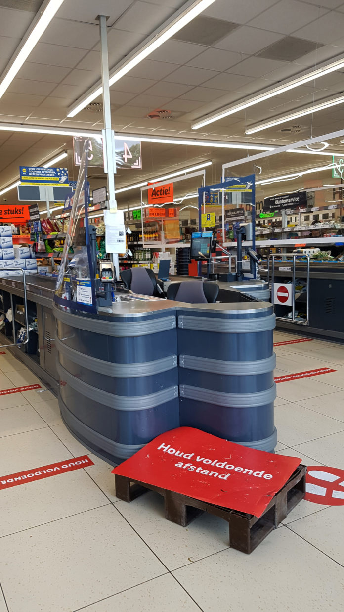 Lidl racing for most beautiful supermarket