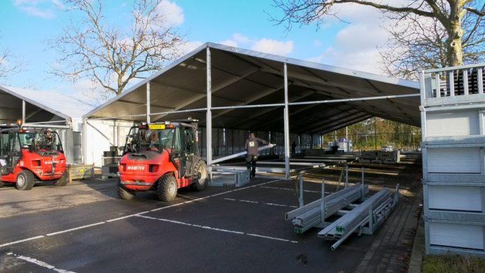 huge expansion at Anton Coolenlaan