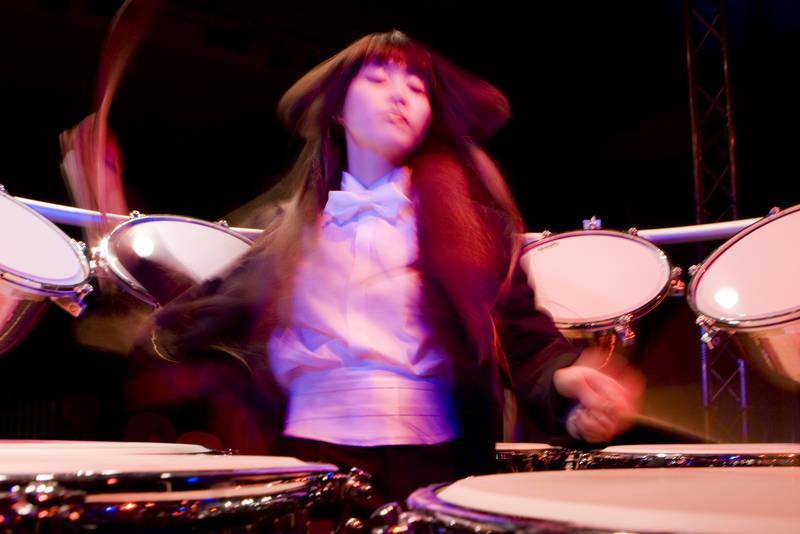 Final TROMP Percussion festival at the muziekgebouw