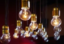 electricity, light, lightbulbs