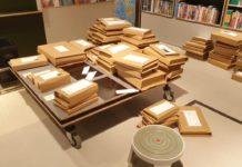 Books, parcels