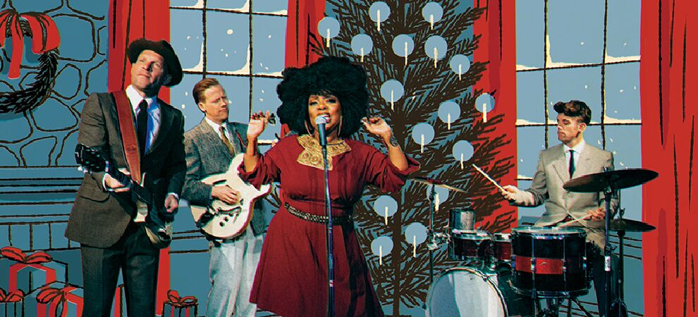 Michelle David & The Gospel Sessions live at the #eindhovenfestival live from the Effenaar