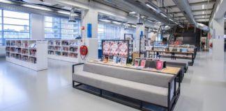 eindhoven library, lockdown