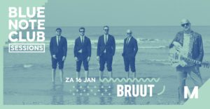 Blue Note Club Sessions: BRUUT! & Anton Goudsmit: A Tribute To The Surfguitar live from the Muziekgebouw Eindhoven