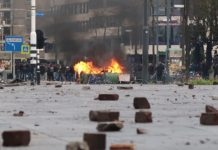 Eindhoven riots