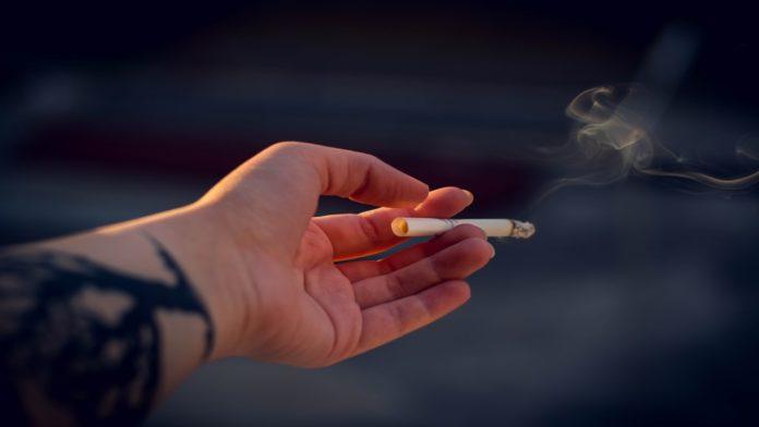cigarette, smoker